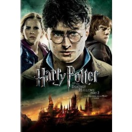 David Yates Harry Potter I Darovi Smrti 2.dio DVD