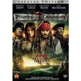 Rob Marshall Pirati S Kariba Nepoznate Plime DVD