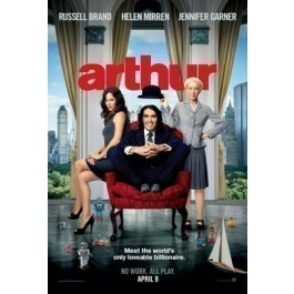 Jason Winer Arthur DVD