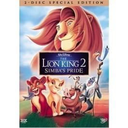 Rob Laduca Darrell Rooney Kralj Lavova 2 Simbin Ponos DVD