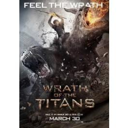 Jonathan Liebesman Bijes Titana DVD