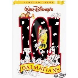 Clyde Geronimi Hamilton Luske 101 Dalmatinac DVD