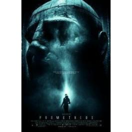 Ridley Scott Prometej DVD