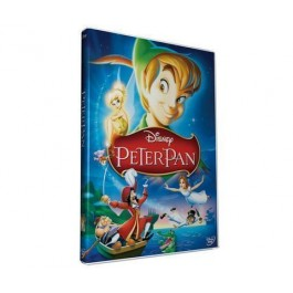 Clyde Geronimi Wilfred Jackson Petar Pan DVD