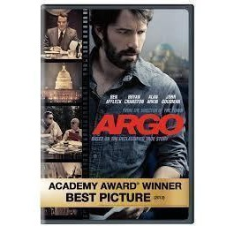 Ben Affleck Argo DVD