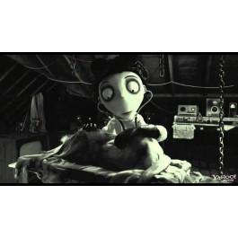 Tim Burton Moje Najdraže Čudovište DVD