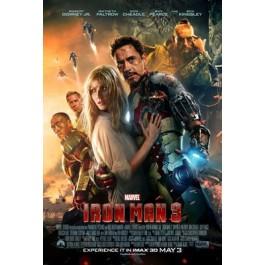 Shane Black Iron Man 3 DVD