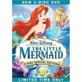 Ron Clements John Musker Mala Sirena DVD