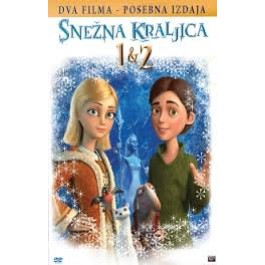 Movie 2Pack Snježna Kraljica 1&2 DVD2