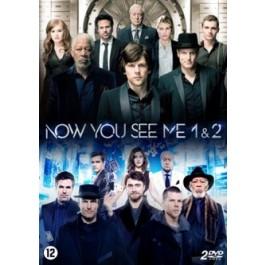 Movie 2Pack Majstori Iluzije 1&2 DVD2