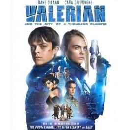Luc Besson Valerian I Grad Tisuću Planeta DVD
