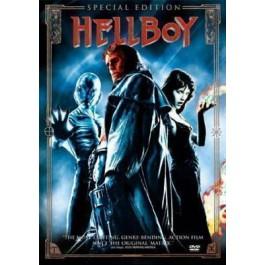 Guillermo Del Toro Hellboy DVD