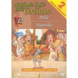 Movie Grimmpalčić-Matovilka DVD