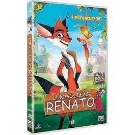 Movie Lukavi Lisac Renato DVD