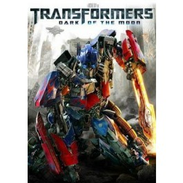 Michael Bay Transformers 3 DVD