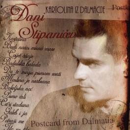 Đani Stipaničev Kartolina Iz Dalmacije CD/MP3
