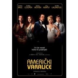 David O Russell Američki Varalice DVD