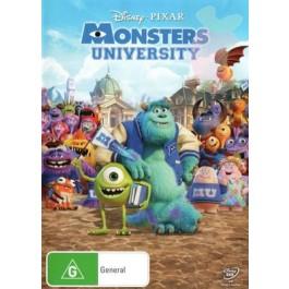Dan Scanlon Čudovišta Sa Sveučilišta DVD