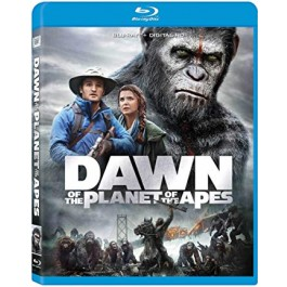 Matt Reeves Planet Majmuna Revolucija BLU-RAY