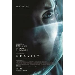 Alfonso Cuaron Gravitacija DVD