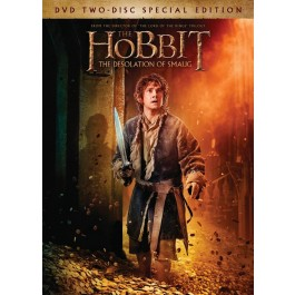 Peter Jackson Hobit 2 Smaugova Pustoš DVD2