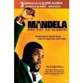 Justin Chadwick Mandela Dug Put Ka Slobodi DVD