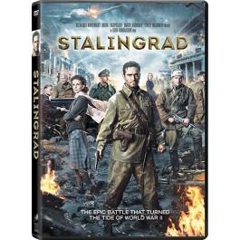 Fedor Bondarchuk Staljingrad DVD