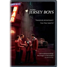 Clint Eastwood Jersey Boys DVD