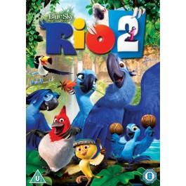 Carlos Saldanha Rio 2 DVD