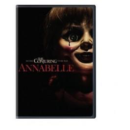 John R Leonetti Annabelle DVD