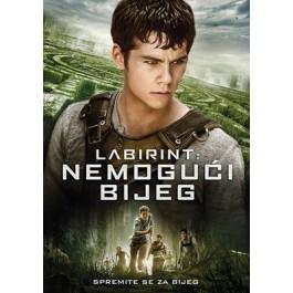Wes Ball Labirint Nemogući Bijeg DVD