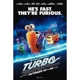 David Soren Turbo DVD