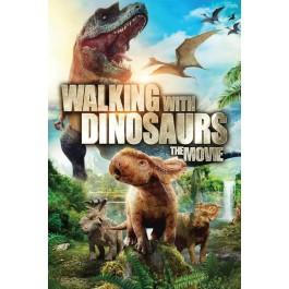 Barry Cook Neil Nightingale Šetnja S Dinosaurima DVD