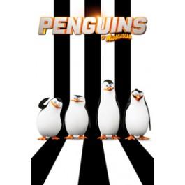 Eric Darnell Simon J Smith Pingvini S Madagaskara DVD