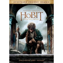 Peter Jackson Hobit Bitka Pet Vojski DVD