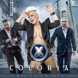 Colonia X Deset CD/MP3