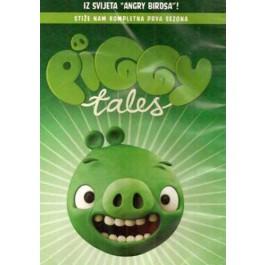Movie Piggy Tales Prva Sezona DVD