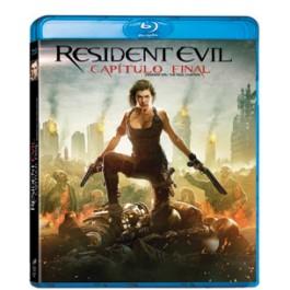 Paul Ws Anderson Resident Evil Konačno Poglavlje BLU-RAY