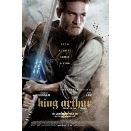 Guy Ritchie Kralj Arthur Legenda O Maču 3D BLU-RAY