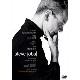 Danny Boyle Steve Jobs DVD
