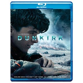 Christopher Nolan Dunkirk BLU-RAY2