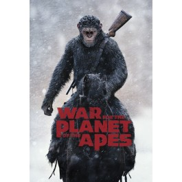 Matt Reeves Planet Majmuna Rat BLU-RAY