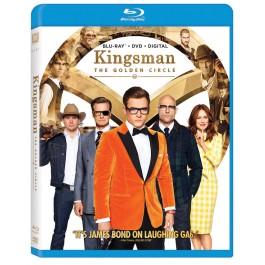 Matthew Vaughn Kingsman Zlatni Krug BLU-RAY