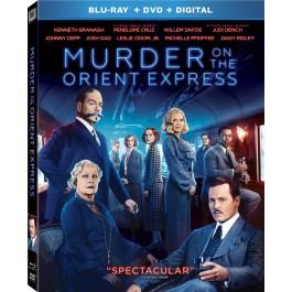 Kenneth Branagh Ubojstvo U Orient Expressu BLU-RAY