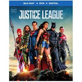 Zack Snyder Liga Pravde BLU-RAY