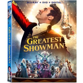 Michael Gracey Najveći Showman BLU-RAY