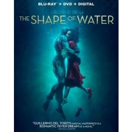 Guillermo Del Toro Oblik Vode BLU-RAY