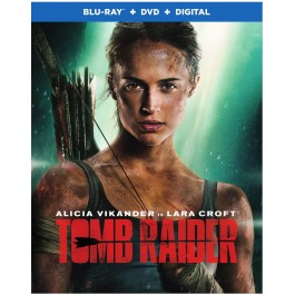 Roar Uthaug Tomb Raider 3D BLU-RAY