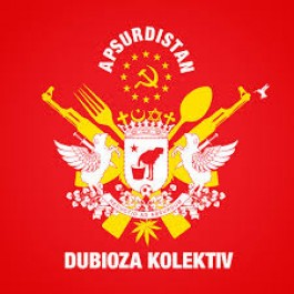 Dubioza Kolektiv Apsurdistan CD/MP3