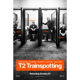 Danny Boyle T2 Trainspotting DVD